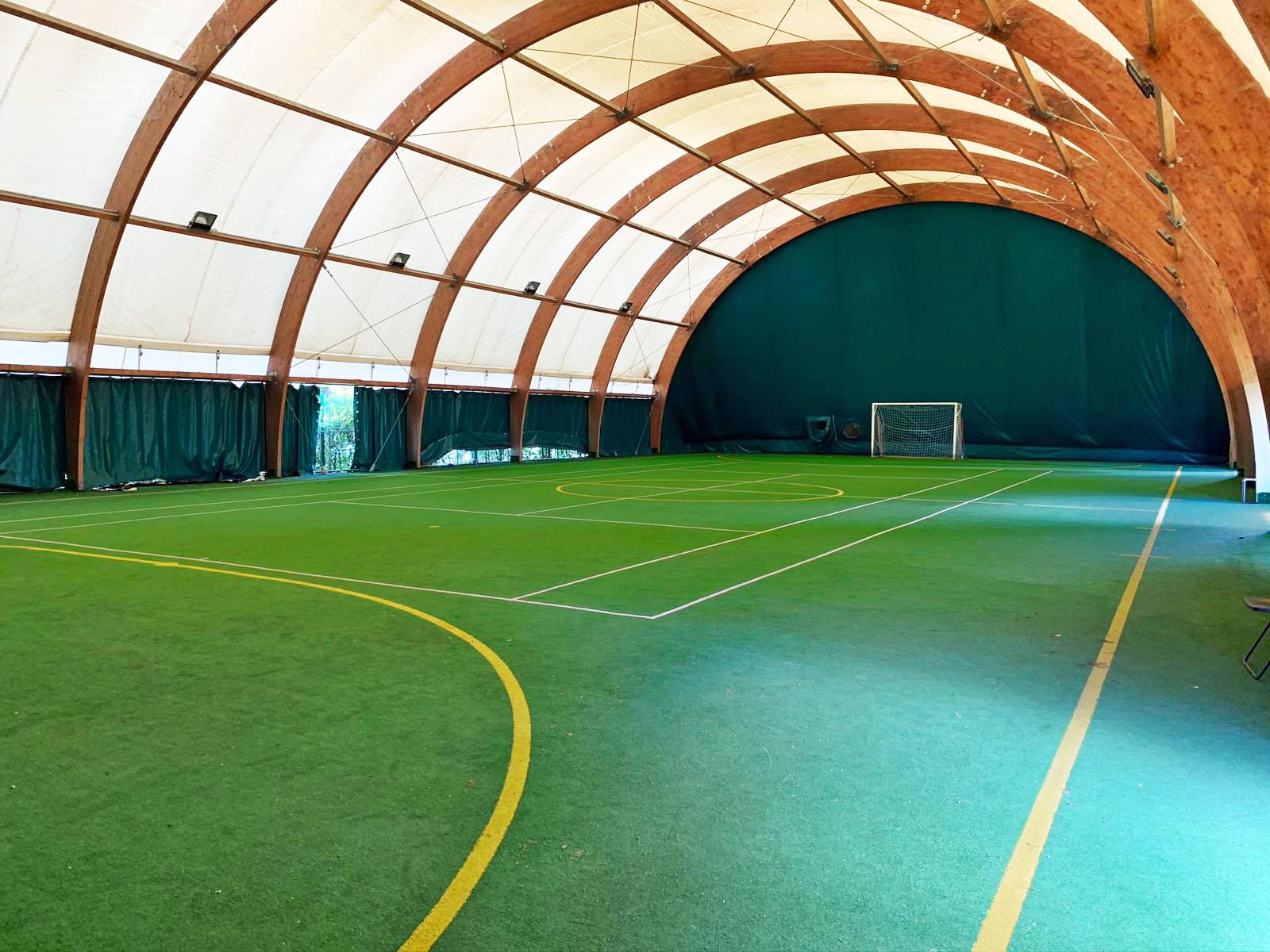 Ruffini Sport campo sintetico calcio e tennis copia